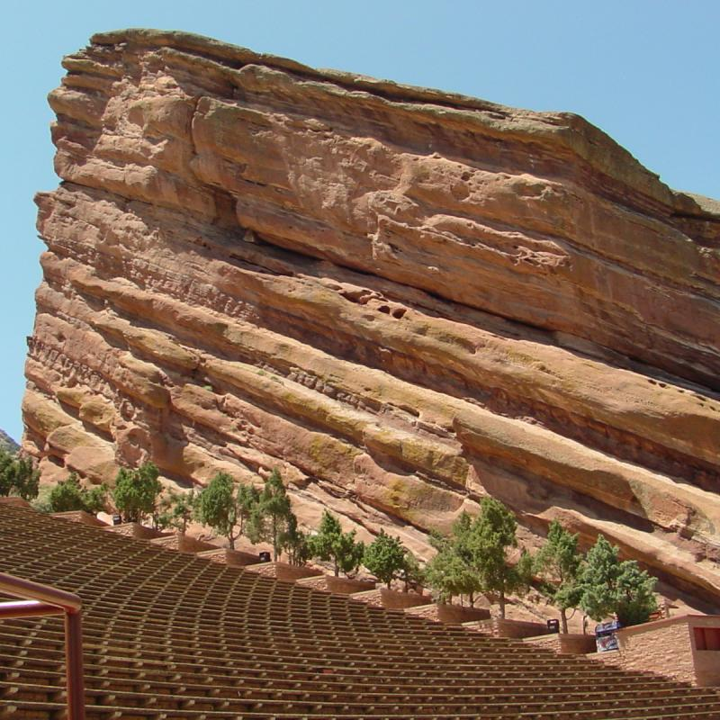 Red Rocks Park Amphitheater